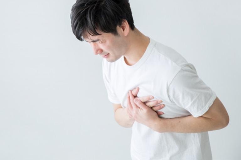 胸・背部の痛み